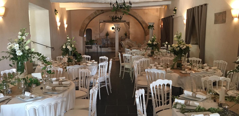chateau pour mariage en provence