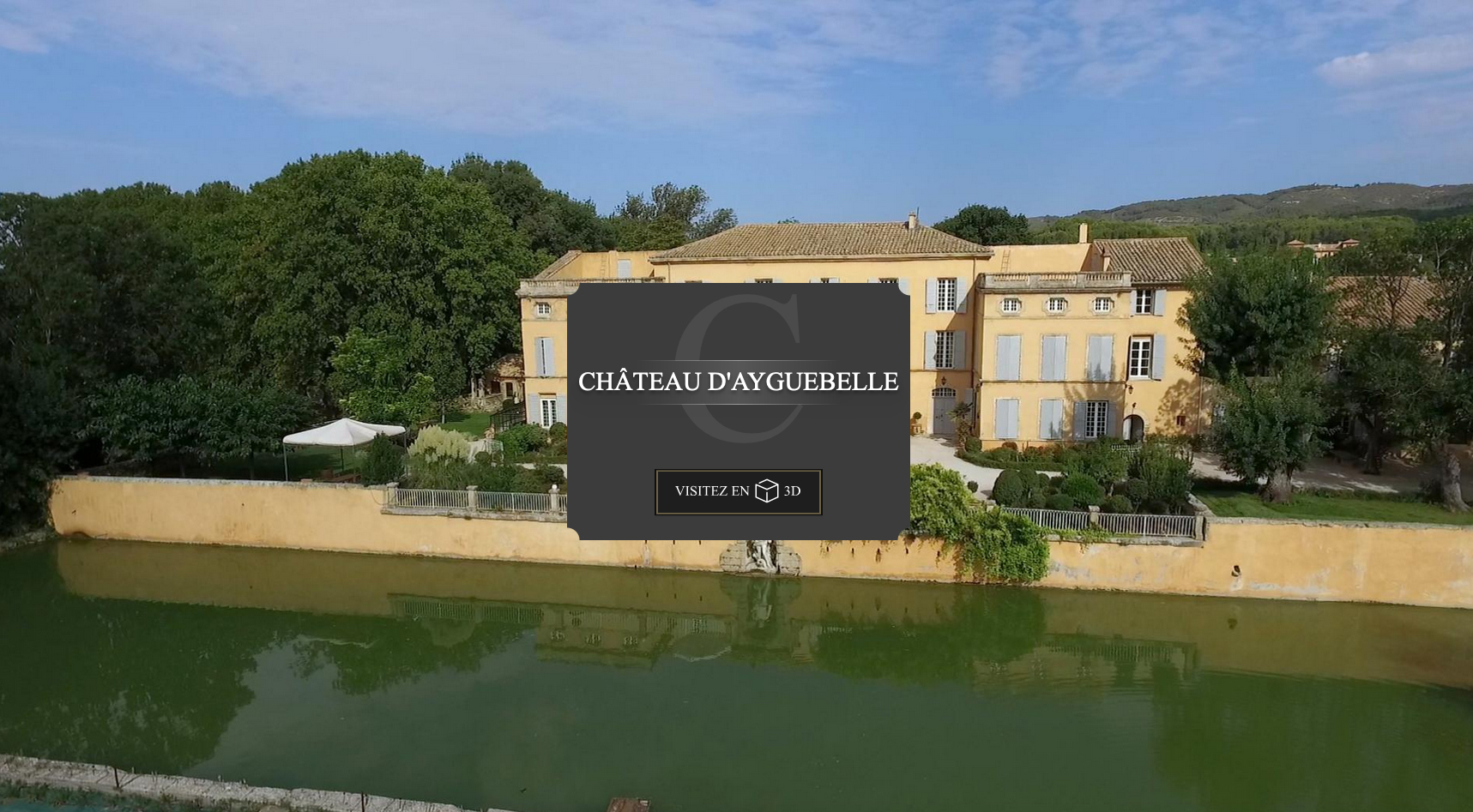 visite immersive 3D chateau ayguebelle